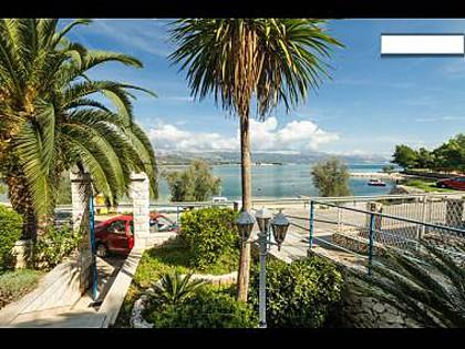 SA1(4): terrace view - 004TROG SA1(4) - Trogir - Trogir - rentals