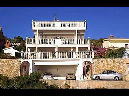 house - 001OKRGD  A5(2+3) - Okrug Donji - Okrug Donji - rentals