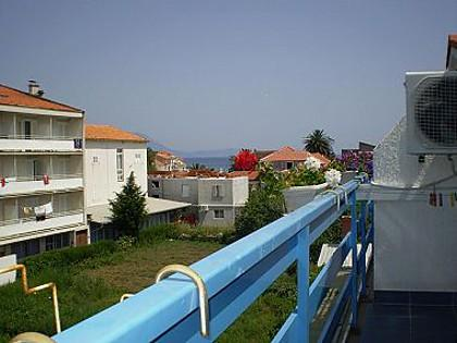 SA14(3): balcony view - 003SUCU  SA14(3) - Sucuraj - Sucuraj - rentals