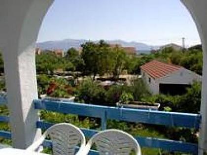 A11(3+2): balcony view - 003SUCU  A11(3+2) - Sucuraj - Sucuraj - rentals