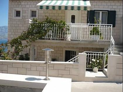 house - 006POST  A1(4+1) - Postira - Postira - rentals