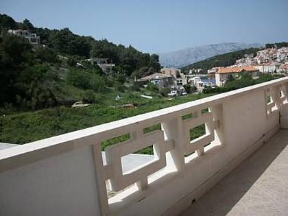 A2(2+2): terrace view - 001POVL A2(2+2) - Povlja - Povlja - rentals