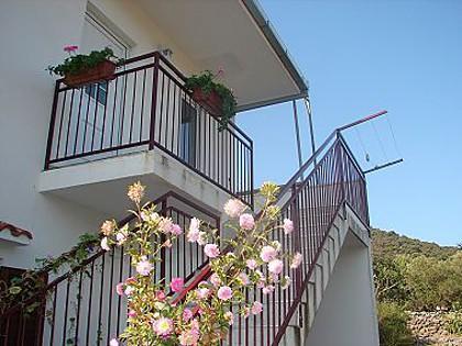 A3(4+1): staircase - 001VINI  A3(4+1) - Vinisce - Vinisce - rentals