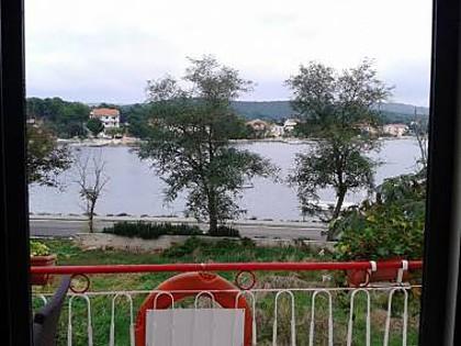 B(4): terrace view - 6089 B(4) - Veli Rat - Veli Rat - rentals