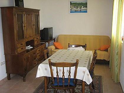 A2(4+1): dining room - 003MAST A2(4+1) - Mastrinka - Mastrinka - rentals
