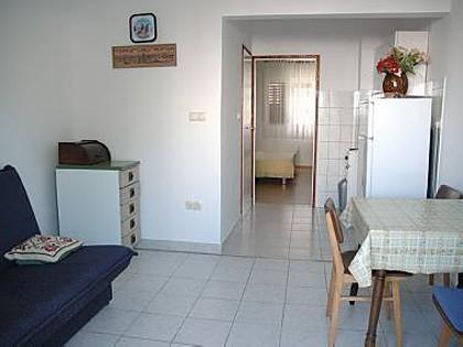 A5(2+1): living room - 34283  A5(2+1) - Vir - Vir - rentals