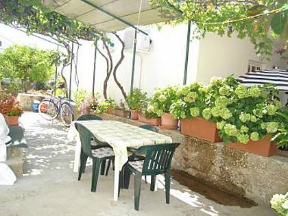 H1(4+1): terrace - 00703SUCU H1(4+1) - Sucuraj - Sucuraj - rentals