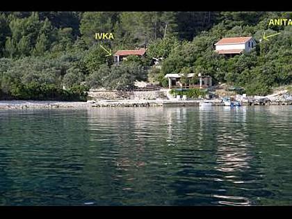 house - A1214VLUK H(6) - Cove Picena (Vela Luka) - Cove Mikulina luka (Vela Luka) - rentals