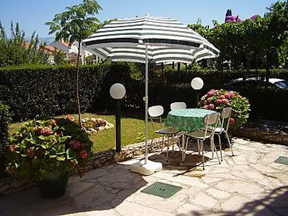 A1(3+1): garden terrace - 34924  A1(3+1) - Mirca - Mirca - rentals