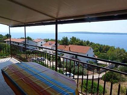 Mario(4+1): terrace - 00603ZAVA Mario(4+1) - Zavala - Zavala - rentals