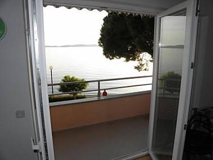 A1(2+2): terrace - 3901 A1(2+2) - Sukosan - Sukosan - rentals
