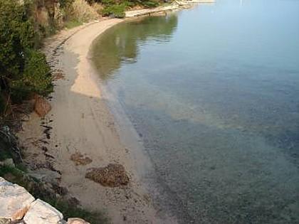 beach - 2839 A1(2+2) - Tkon - Tkon - rentals