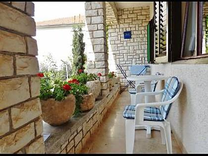 A2(4): terrace - 34945 A2(4) - Medulin - Medulin - rentals