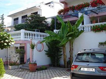 house - 2124  SA4 crveni(2+1) - Crikvenica - Crikvenica - rentals