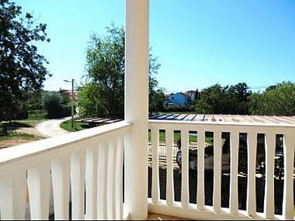 A2(2+2): terrace view - 34987 A2(2+2) - Medulin - Medulin - rentals