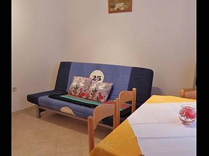 A5(2+2): living room - 35010  A5(2+2) - Medulin - Medulin - rentals