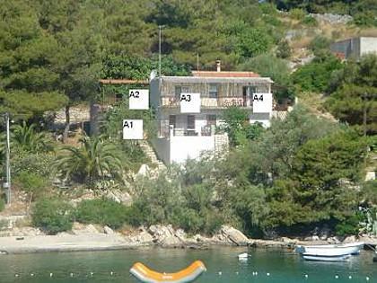 house - 044-04-ROG A3(4) - Cove Banje (Rogac) - Cove Banje (Rogac) - rentals