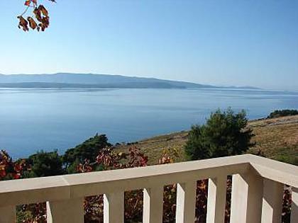 Murvica 2 (2+2): sea view - 01101BOL Murvica 2 (2+2) - Murvica - Cove Vela Planica (Bol) - rentals