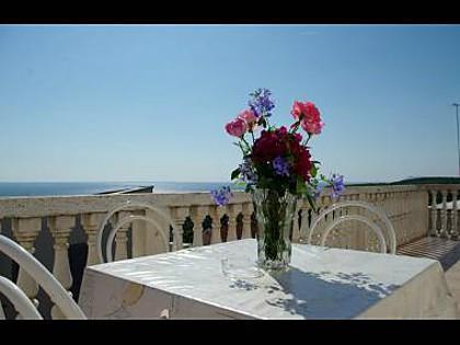 A2(4+2): terrace - 00504RUKA A2(4+2) - Cove Rukavac - Rukavac - rentals