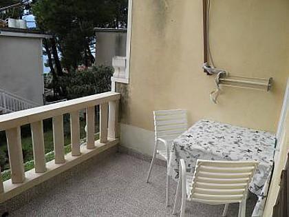 SA2(2+1): terrace - 35097 SA2(2+1) - Brela - Brela - rentals