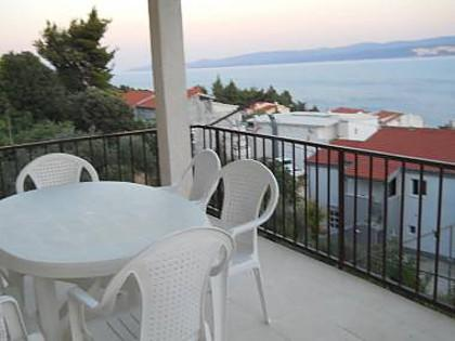 A1(8): terrace - 35180 A1(8) - Stanici - Stanici - rentals