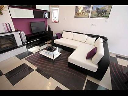 A2(4+2): living room - 35206 A2(4+2) - Zrnovnica - Stobrec - rentals