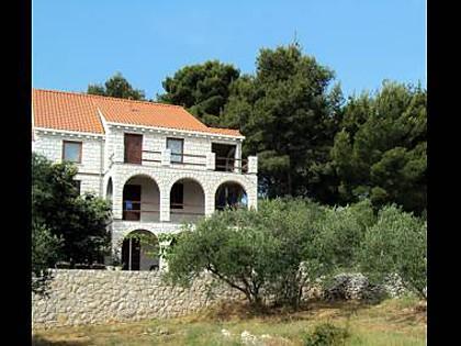 house - 00914LUBM  A1(2+1) - Lumbarda - Lumbarda - rentals