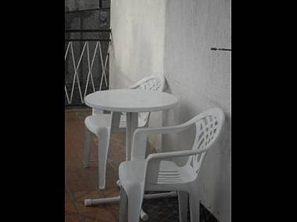 A(5): balcony - 4426 A(5) - Makarska - Makarska - rentals