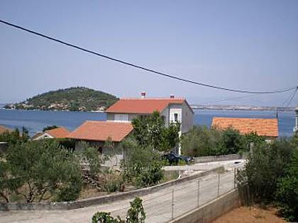 A2 Gori (2+1): view (house and surroundings) - 35222 A2 Gori (2+1) - Kali - Kali - rentals