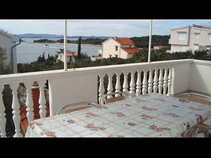A1(4+1): terrace view - 35228 A1(4+1) - Zdrelac - Zdrelac - rentals