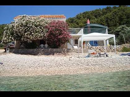 house - 001GDIN  Mini(3+2) - Cove Skozanje (Gdinj) - Cove Skozanje (Gdinj) - rentals