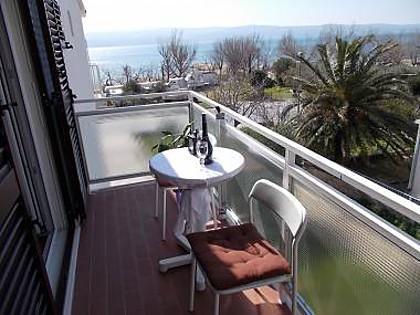 A3(2+2): terrace - 35267  A3(2+2) - Duce - Duce - rentals