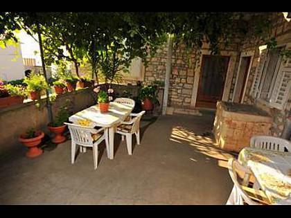 A1(4+2): terrace - 35278  A1(4+2) - Sutivan - Sutivan - rentals