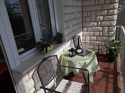 A5(7): terrace - 35267  A5(7) - Duce - Duce - rentals
