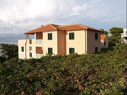 house - 35328  A7(4+2) - Postira - Postira - rentals