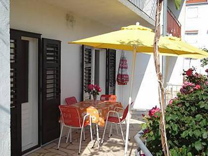 A1(4+1): terrace - 35342 A1(4+1) - Rogoznica - Rogoznica - rentals
