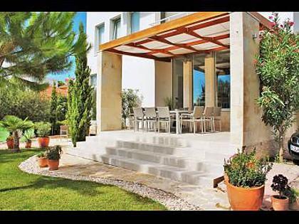 A4(6): terrace - 5033 A4(6) - Seget Donji - Seget Donji - rentals
