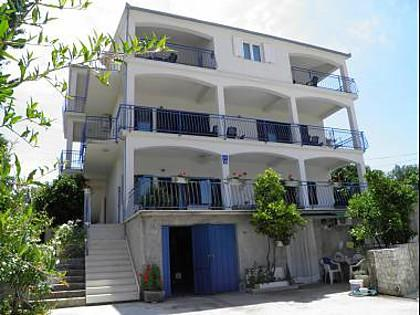 house - 35358  A3 Sunny (2+2) - Okrug Gornji - Okrug Gornji - rentals