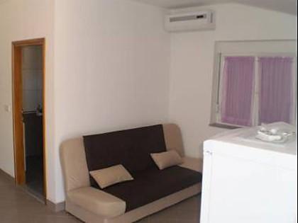 A3(3+2): living room - 35362 A3(3+2) - Poljica (Marina) - Vrsine - rentals