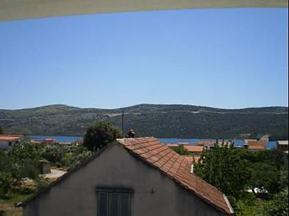 A2(3+2): terrace view - 35362 A2(3+2) - Poljica (Marina) - Vrsine - rentals