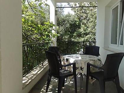 A1(6): terrace - 35391 A1(6) - Tucepi - Tucepi - rentals