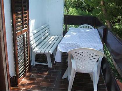 A1(4): terrace - 35469 A1(4) - Stanici - Stanici - rentals