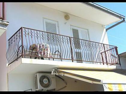 A1(2+2): terrace - 35481 A1(2+2) - Dugi Rat - Dugi Rat - rentals