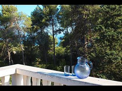 A(4+2): terrace view - 35506 A(4+2) - Mirca - Mirca - rentals