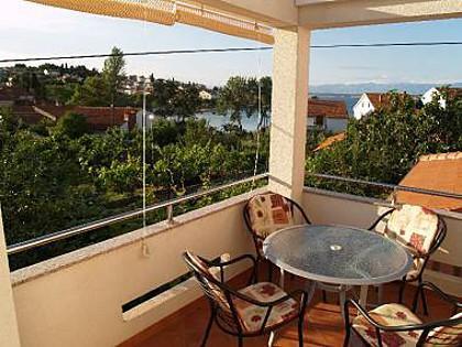 A1(2+1): terrace - 35513  A1(2+1) - Preko - Preko - rentals