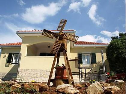 house - 3833  A1(4+1) - Supetar - Supetar - rentals