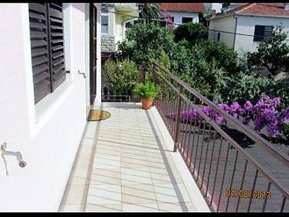 A1(4+2): terrace - 35543 A1(4+2) - Seget Vranjica - Seget Vranjica - rentals