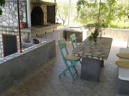 H(2+1): terrace - 35550 H(2+1) - Cove Tudorovica (Vela Luka) - Cove Mikulina luka (Vela Luka) - rentals