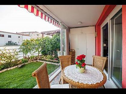 A1(2+2): terrace - 35592  A1(2+2) - Split - Split - rentals