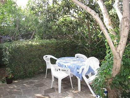 A1(5): terrace - 35609 A1(5) - Supetar - Supetar - rentals